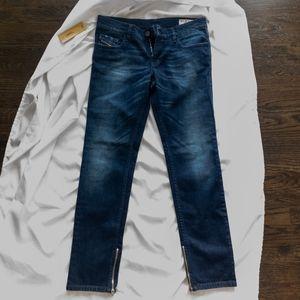 Diesel Stretch Slim Jeans